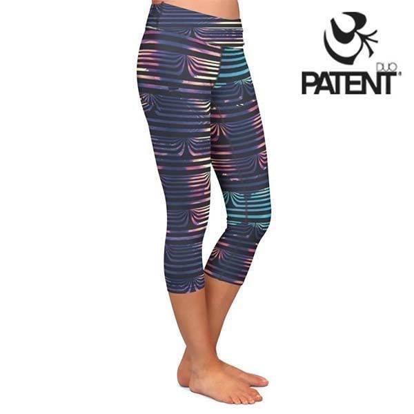 Női jóga capri nadrág – Bigitta mintás – PATENTDUO  62ad86f1e8