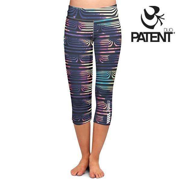 ca5de0ddeb Női sport/jóga capri leggings – Brigitta mintás- PATENT DUO