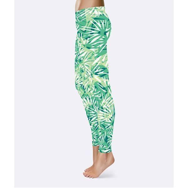 a9a035e785 Gyermek leggings - Dzsungel mintás- (5-7éves) 116-128-as méret ...