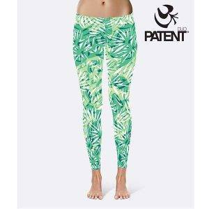 Patentduo jungle dzsungel mintás technikai leggings sportmelltartó szett