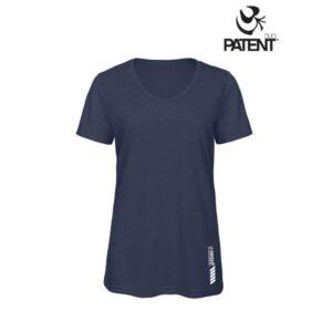 Patentduo 100% pamut rövidujju sport póló