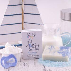 Origi natúr szappan bébi fiú natúr kozmetikum