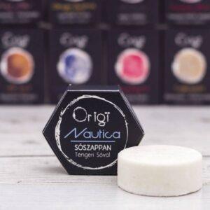 Origi natúr szappan nautica sószappan natúr kozmetikum