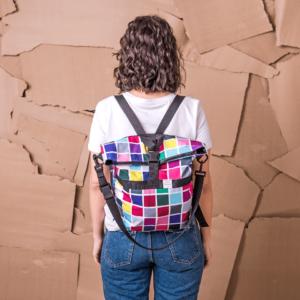 Sellei Lilla Bags praktikus variálható tél pro táska