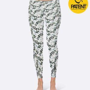 Patentduo Organic Eukaliptusz ökopamut sport jóga nadrág leggings