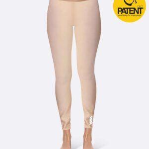 Patentduo selymes púder pezsgő technikai limitált sportmelltartó leggings