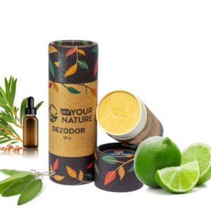Mix Your Nature Dezodor természetes magyar hazai kozmetikum