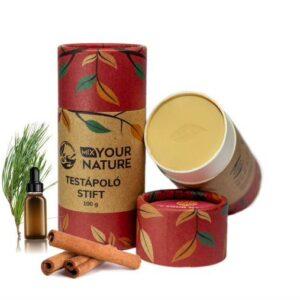 Mix Your Nature Testápoló természetes magyar hazai kozmetikum